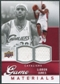 2009/10 Upper Deck Game Materials #GJLJ LeBron James /545