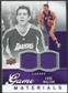 2009/10 Upper Deck Game Materials #GJLU Luke Walton /550