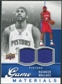 2009/10 Upper Deck Game Materials #GJRW Rasheed Wallace /550