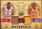 2009/10 Upper Deck VS Dual Materials Bronze #VSBA Kobe Bryant Ron Artest /150