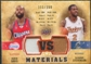 2009/10 Upper Deck VS Dual Materials Bronze #VSDS Baron Davis DeShawn Stevenson /150