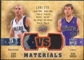 2009/10 Upper Deck VS Dual Materials Bronze #VSKU Beno Udrih Jason Kidd /150