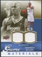 2009/10 Upper Deck Game Materials Gold #GJBI Chauncey Billups /150