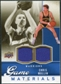 2009/10 Upper Deck Game Materials Gold #GJCM Chris Mullin /150
