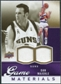 2009/10 Upper Deck Game Materials Gold #GJDA Dan Majerle /150
