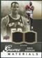 2009/10 Upper Deck Game Materials Gold #GJDR David Robinson /150