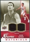 2009/10 Upper Deck Game Materials Gold #GJJK Jason Kapono /150