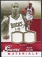 2009/10 Upper Deck Game Materials Gold #GJKB Keith Bogans /150