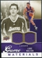 2009/10 Upper Deck Game Materials Gold #GJLU Luke Walton /150