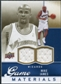 2009/10 Upper Deck Game Materials Gold #GJMJ Mike James /150