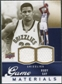 2009/10 Upper Deck Game Materials Gold #GJRG Rudy Gay /150