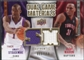 2009/10 Upper Deck Game Materials Dual Gold #DGMS Amare Stoudemire Shawn Marion /150