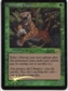 Magic the Gathering Urza's Saga Single Pouncing Jaguar Foil (Arena)