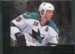 2009/10 Upper Deck Black Diamond Horizontal Perimeter Die-Cut #BD6 Joe Thornton
