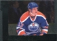 2009/10 Upper Deck Black Diamond Horizontal Perimeter Die-Cut #BD17 Jari Kurri