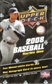 2008 Upper Deck Series 1 Baseball Hobby Box