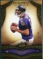 2009 Upper Deck Exquisite Collection #13 Joe Flacco /80