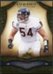 2009 Upper Deck Exquisite Collection #30 Brian Urlacher /80