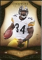 2009 Upper Deck Exquisite Collection #64 Rashard Mendenhall /80