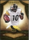 2009 Upper Deck Exquisite Collection #79 Santonio Holmes /80