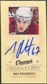 2009/10 Upper Deck Champ's Signatures #CSMP Max Pacioretty Autograph