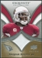 2009 Upper Deck Exquisite Collection Patch #PAB Anquan Boldin /75