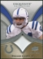 2009 Upper Deck Exquisite Collection Patch #PDC Dallas Clark /75
