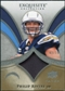 2009 Upper Deck Exquisite Collection Patch #PPL Philip Rivers /75