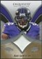 2009 Upper Deck Exquisite Collection Patch #PRL Ray Lewis /75