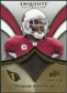 2009 Upper Deck Exquisite Collection Patch Gold #PAB Anquan Boldin /40