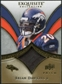 2009 Upper Deck Exquisite Collection Patch Gold #PBD Brian Dawkins /40