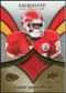 2009 Upper Deck Exquisite Collection Patch Gold #PLJ Larry Johnson /40