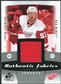 2010/11 Upper Deck SP Game Used Authentic Fabrics #AFFR Johan Franzen