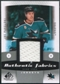 2010/11 Upper Deck SP Game Used Authentic Fabrics #AFJP Joe Pavelski