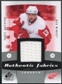 2010/11 Upper Deck SP Game Used Authentic Fabrics #AFPD Pavel Datsyuk