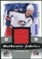 2010/11 Upper Deck SP Game Used Authentic Fabrics #AFRN Rick Nash
