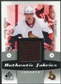2010/11 Upper Deck SP Game Used Authentic Fabrics #AFSP Jason Spezza