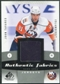 2010/11 Upper Deck SP Game Used Authentic Fabrics #AFTA John Tavares