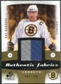 2010/11 Upper Deck SP Game Used Authentic Fabrics Gold #AFBO Ray Bourque 87/100