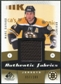 2010/11 Upper Deck SP Game Used Authentic Fabrics Gold #AFMS Marc Savard /100
