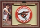 2011 Topps Commemorative Patch #BMA Brian Matusz