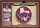 2011 Topps Commemorative Patch #HP Hunter Pence