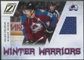 2010/11 Panini Zenith Winter Warriors Materials #MH Milan Hejduk