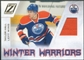 2010/11 Panini Zenith Winter Warriors Materials #TH Taylor Hall