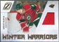2010/11 Panini Zenith Winter Warriors Materials #BB Brent Burns
