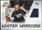 2010/11 Panini Zenith Winter Warriors Materials #WB Wade Belak