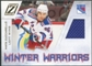 2010/11 Panini Zenith Winter Warriors Materials #MZ Mats Zuccarello