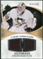 2010/11 Upper Deck Ultimate Collection Ultimate Jerseys #UJMF Marc-Andre Fleury /100