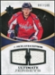 2010/11 Upper Deck Ultimate Collection Ultimate Jerseys #UJNB Nicklas Backstrom /100