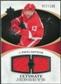 2010/11 Upper Deck Ultimate Collection Ultimate Jerseys #UJPD Pavel Datsyuk /100